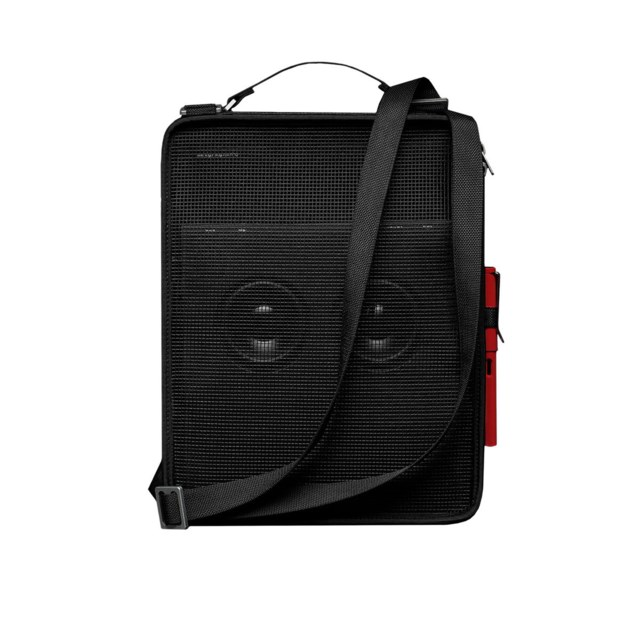 Teenage Engineering OB-4 Mesh Bag Black