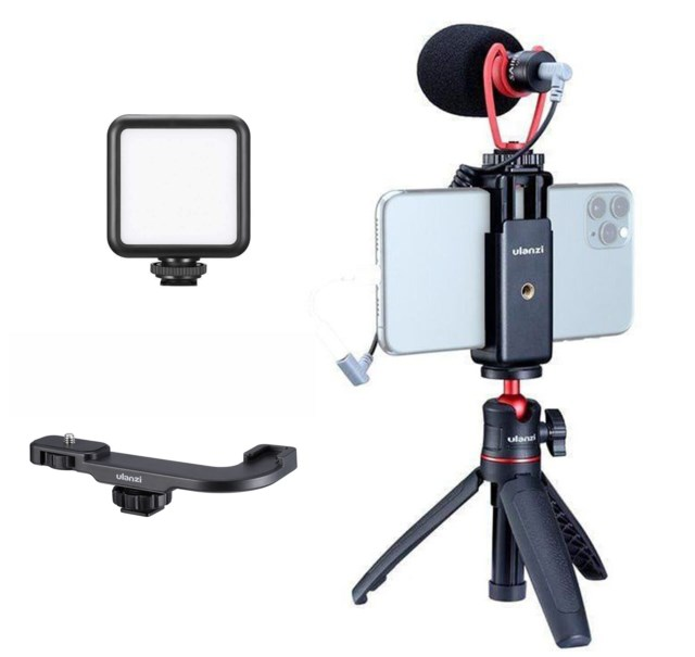 Ulanzi Mobile vlog & streaming kit Mobile & camera