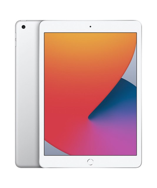 "Apple iPad 10,2"" WiFi 128GB Silver (2020)"