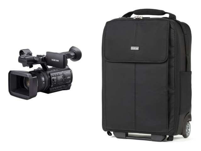 Sony PXW-Z150 + Think Tank Airport Advantage XT Svart