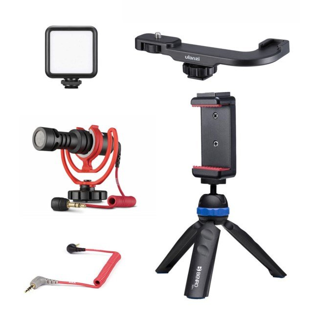 Scandinavian Photo Mobile vlog & streaming kit Table Plus