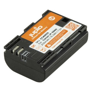 Jupio LP-E6NH 2130mAh Canon batteri
