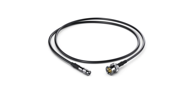 Blackmagic Design Kabel Micro BNC till BNC Male 70cm