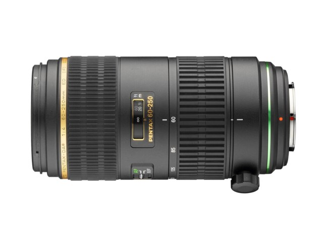Pentax DA 60-250mm f/4 ED IF SDM