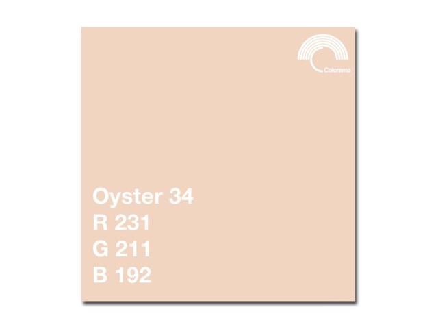 Colorama Bakgrund Oyster 2,72x11m #34
