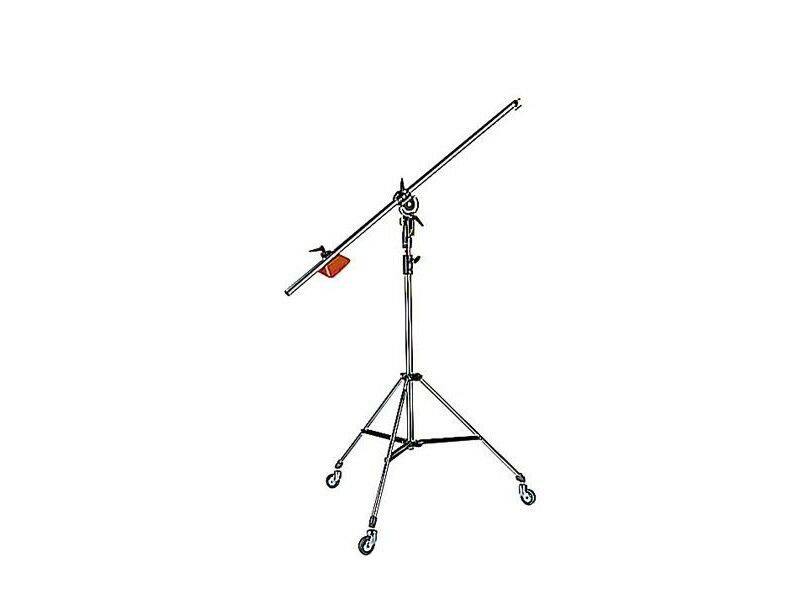Manfrotto Ljusbom kit 35 085B svart