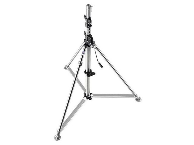 Manfrotto Belysningsstativ 387XU Super Windup