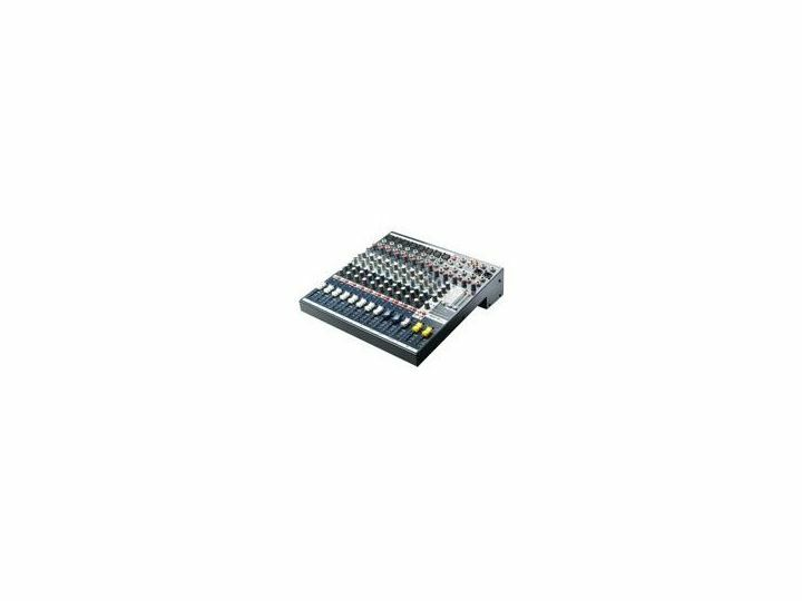 Soundcraft Ljudmixer EFX 8