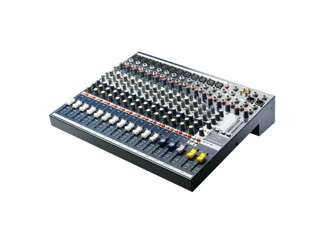 Soundcraft Ljudmixer EFX 12