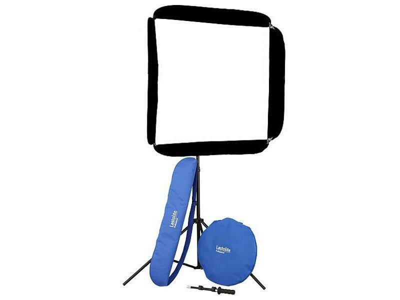 Lastolite Softbox Ezybox Hotshoe kit 76x76cm