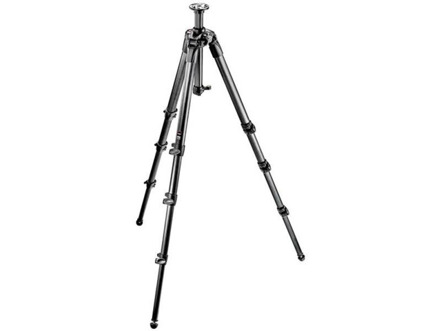 Manfrotto Stativ MT057C4 Long kolfiber