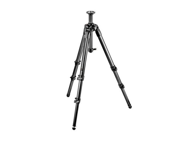 Manfrotto Stativ MT057C3 Regular kolfiber