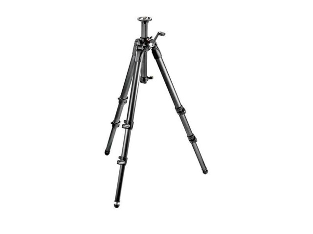Manfrotto Stativ MT057C3-G Regular kolfiber