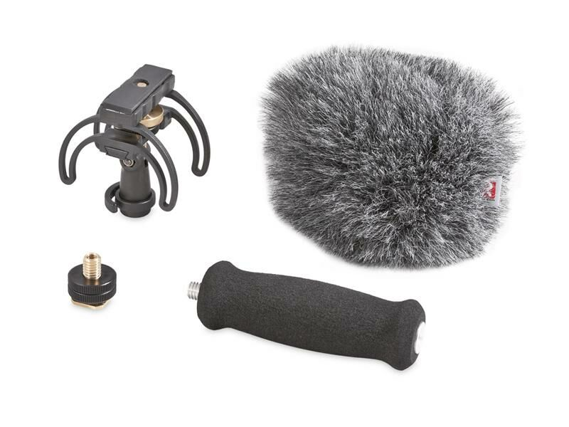 Rycote Audio kit till Zoom H4N