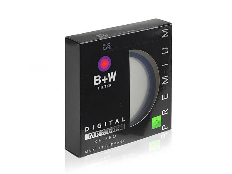 B+W UV-filter 010 XS-Pro MRC Nano 86mm