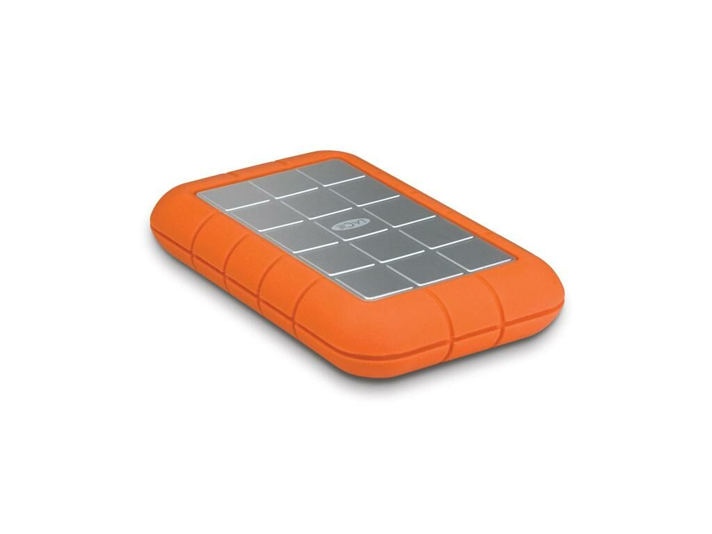 LaCie Rugged Triple 1TB USB 3.0 FireWire 800 5400 RPM