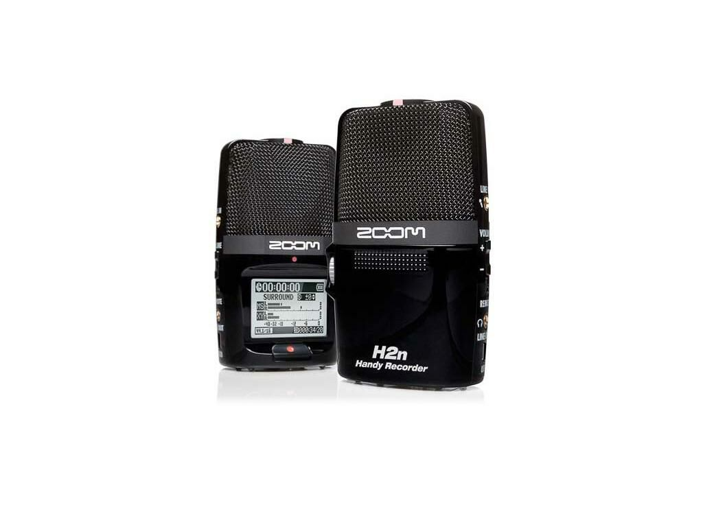 Zoom Handy Recorder H2n