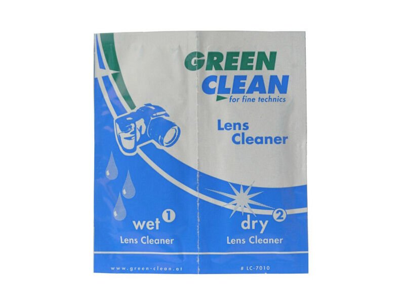 Green Clean Linsrengöring Wet & Dry 10-pack