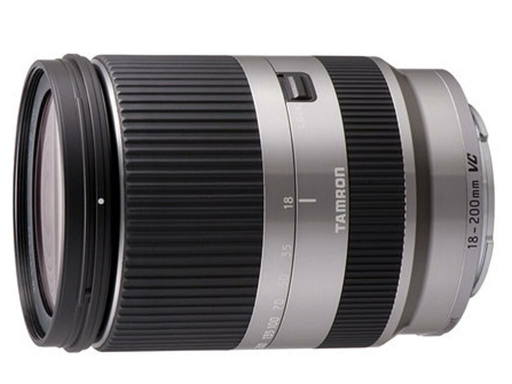 Tamron AF 18-200/3,5-6,3 Di III VC silver till E-Mount
