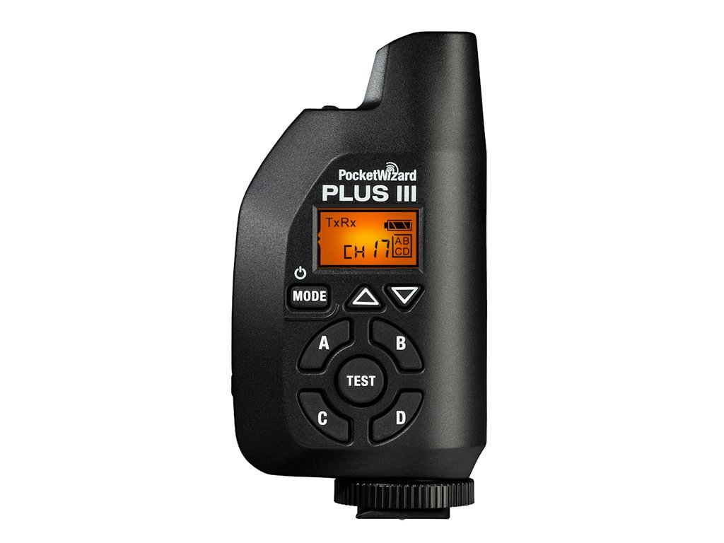 PocketWizard Plus III