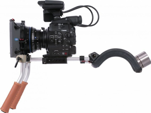 Vocas Handheld kit for Canon EOS C300