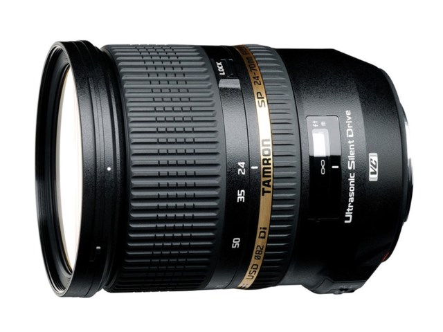 Tamron SP 24-70mm f/2,8 Di USD till Sony
