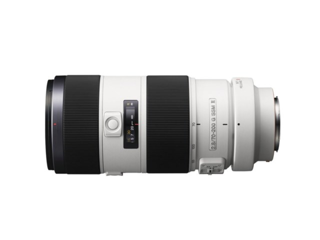 Sony 70-200mm f/2,8 G SSM II