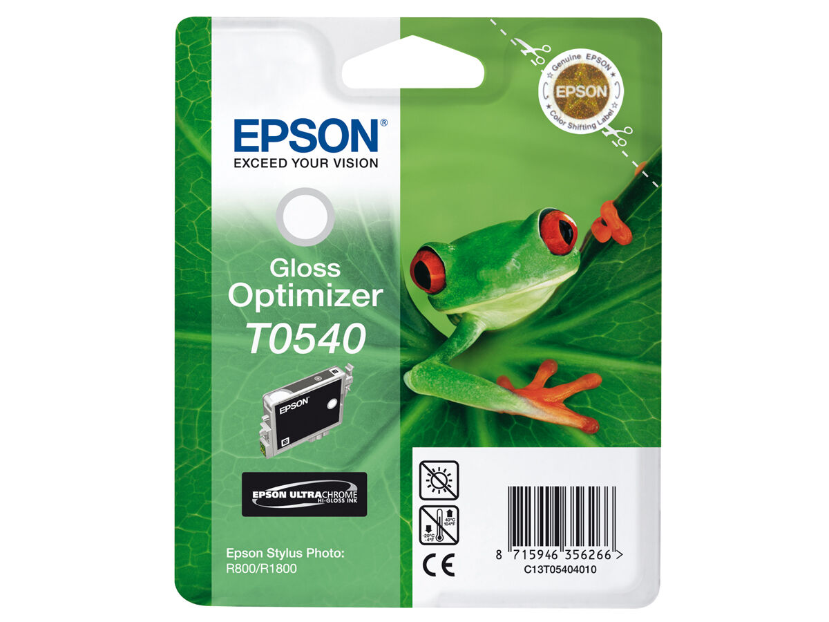 Epson Bläckpatron Gloss Optimize 13 ml T0540
