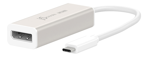 j5create USB-C till DisplayPort adapter