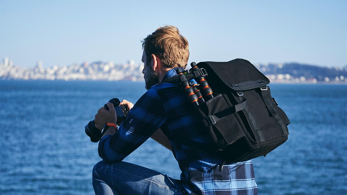 Think Tank Retrospective Backpack 15 Pinestone Ryggsäck